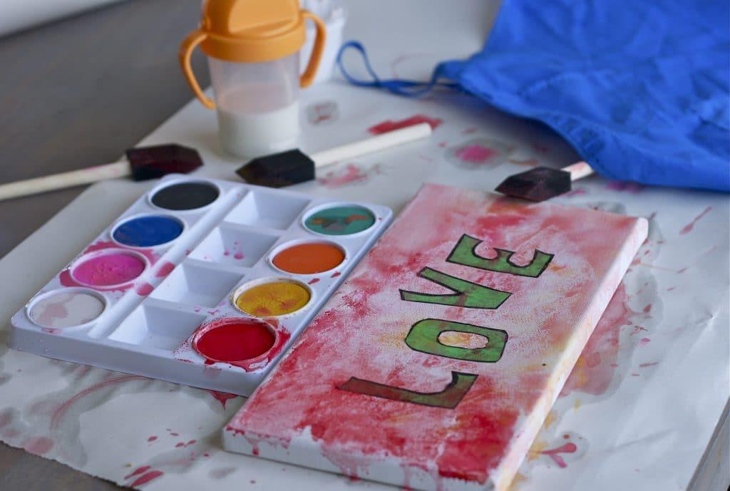 Toddler LOVE Craft-6