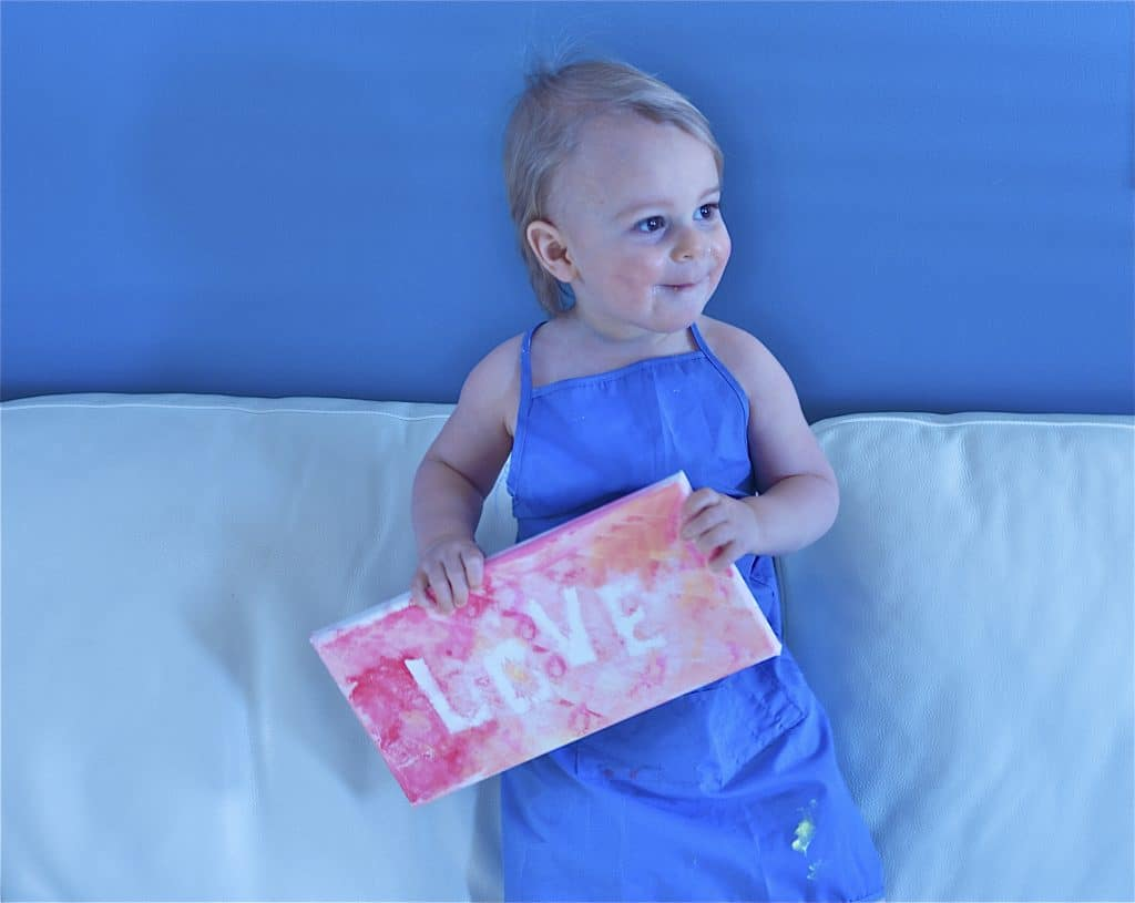 Toddler LOVE Craft-7