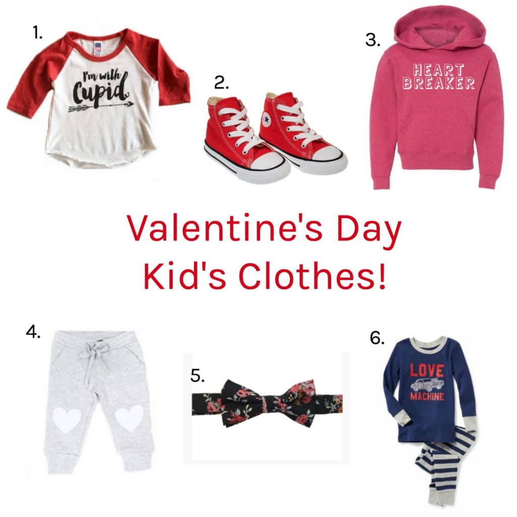 Toddler Clothes for Valentine's Day-5