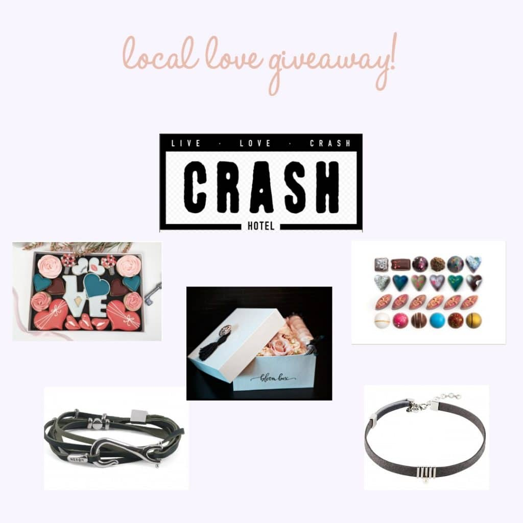 Local Love Giveaway!