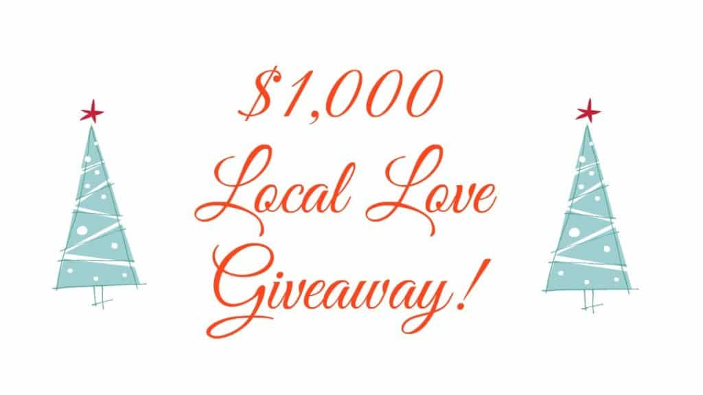 Local Love Giveaway