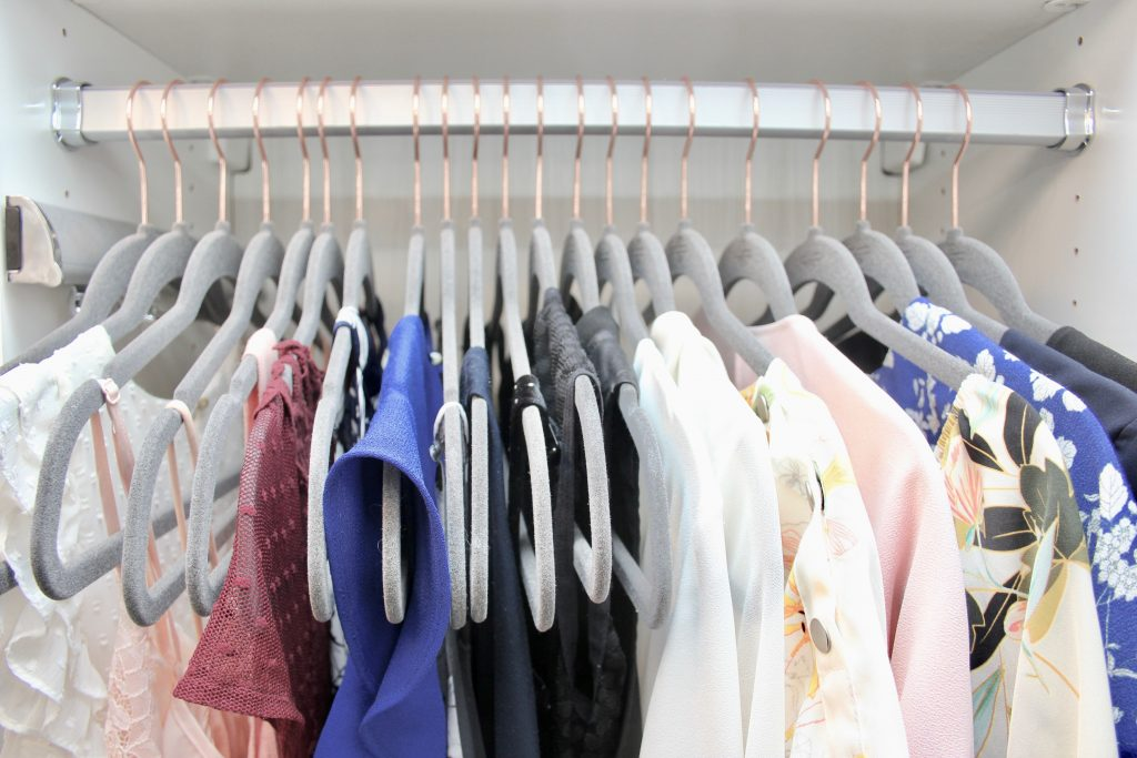 Closet Detox: Create a Wardrobe and Space You'll Love!