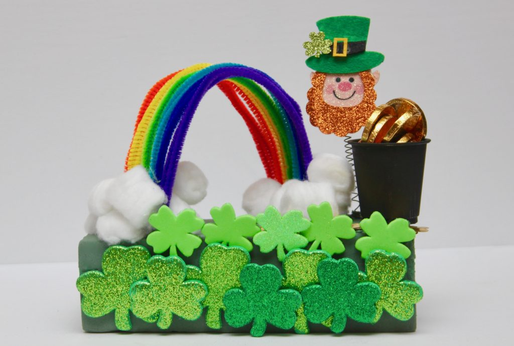 Interactive St. Patrick's Day Craft-1