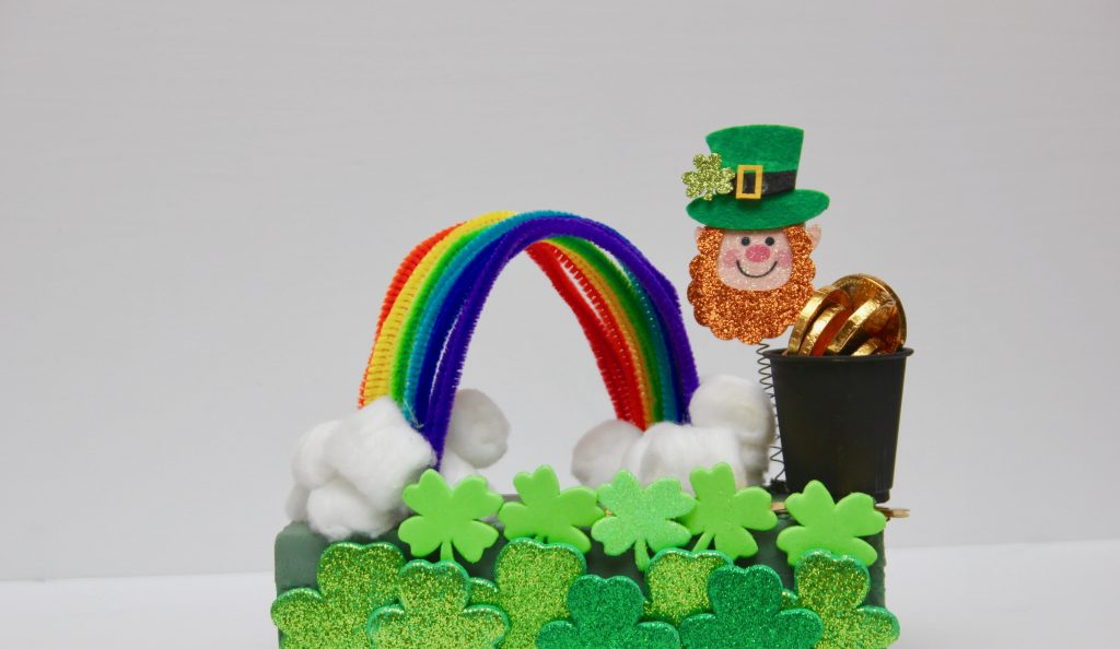 Interactive St. Patrick's Day Craft