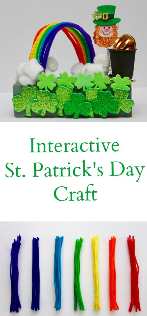 Interactive St. Patrick's Day Craft-10