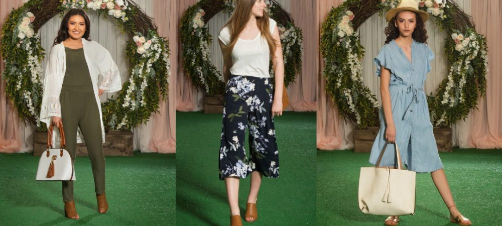 Spring & Summer Outfit Ideas