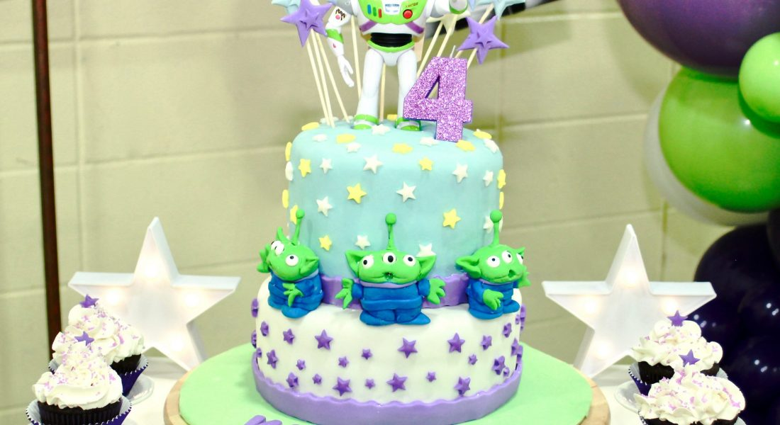 Throw A Super Cool Buzz Lightyear Birthday Party