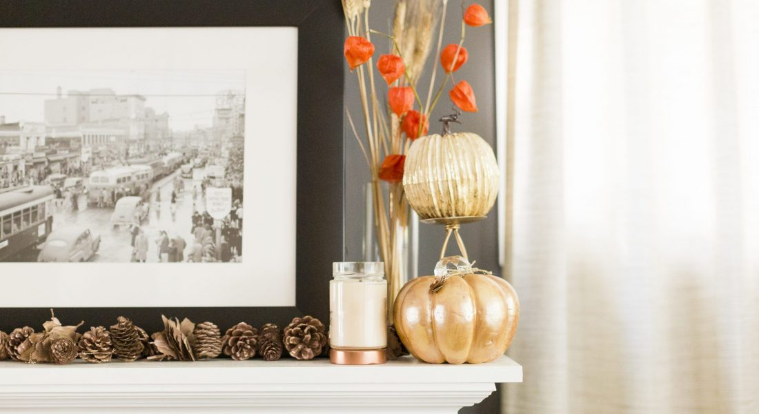 How I Decorated Our Home For Fall