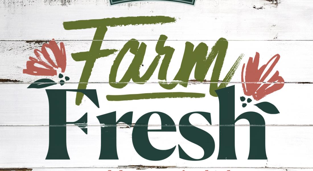 You're Invited: Farm Fresh Market!