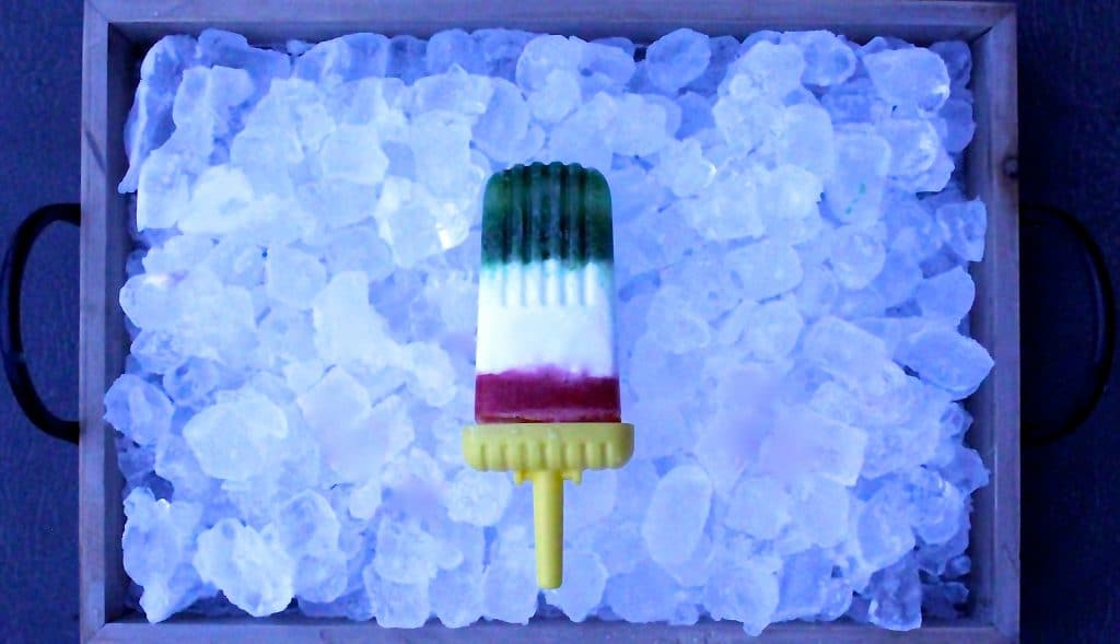 Cinco de Mayo Popsicles!
