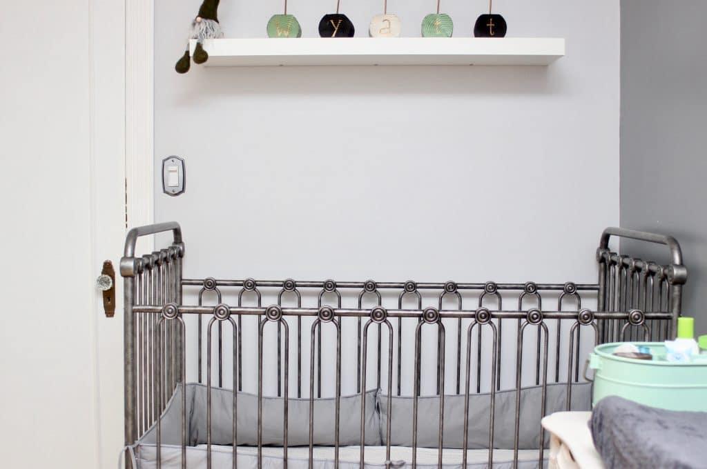 Earthy Vintage Nursery-2
