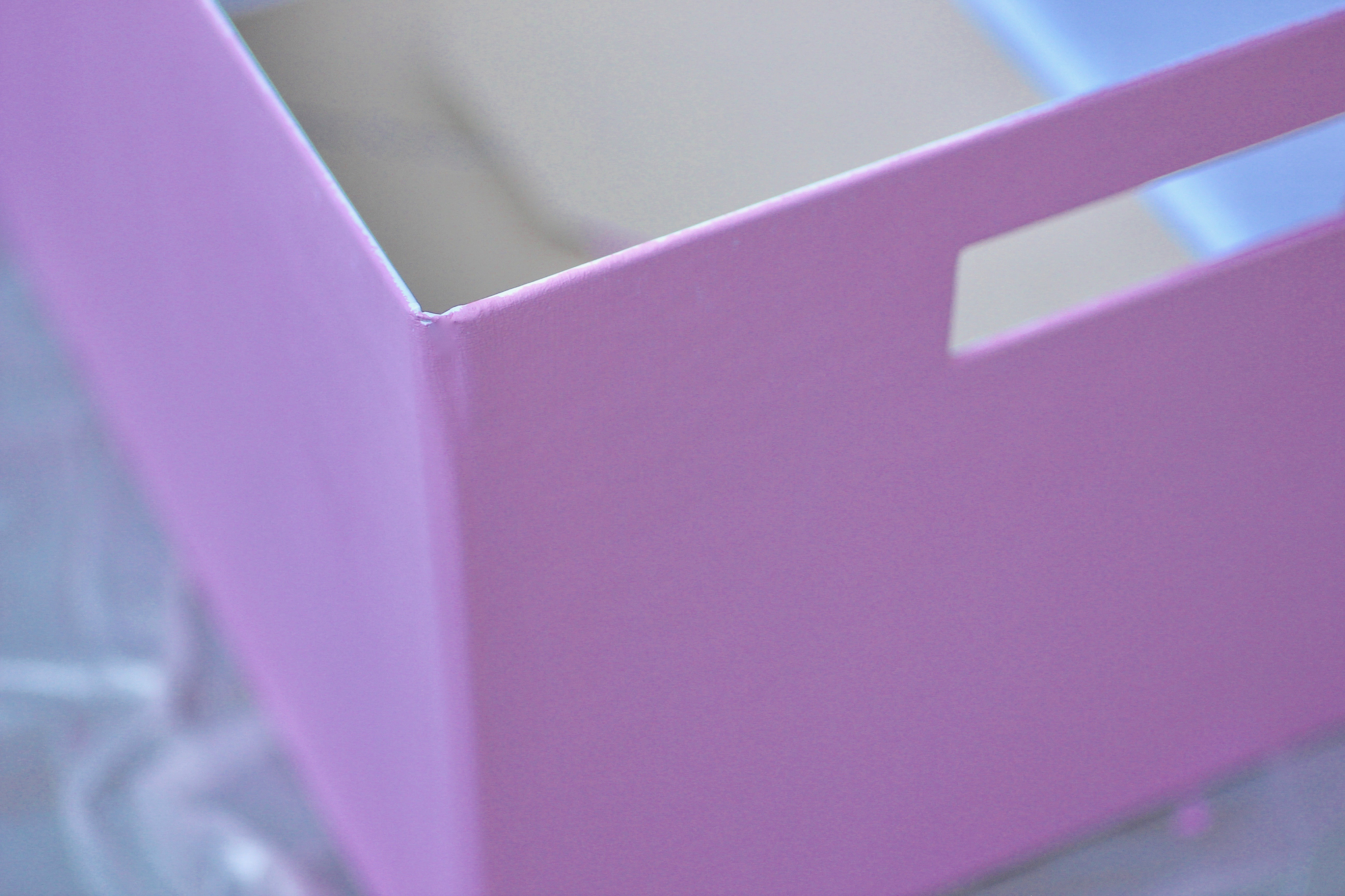 Rose Gold Storage Box-4