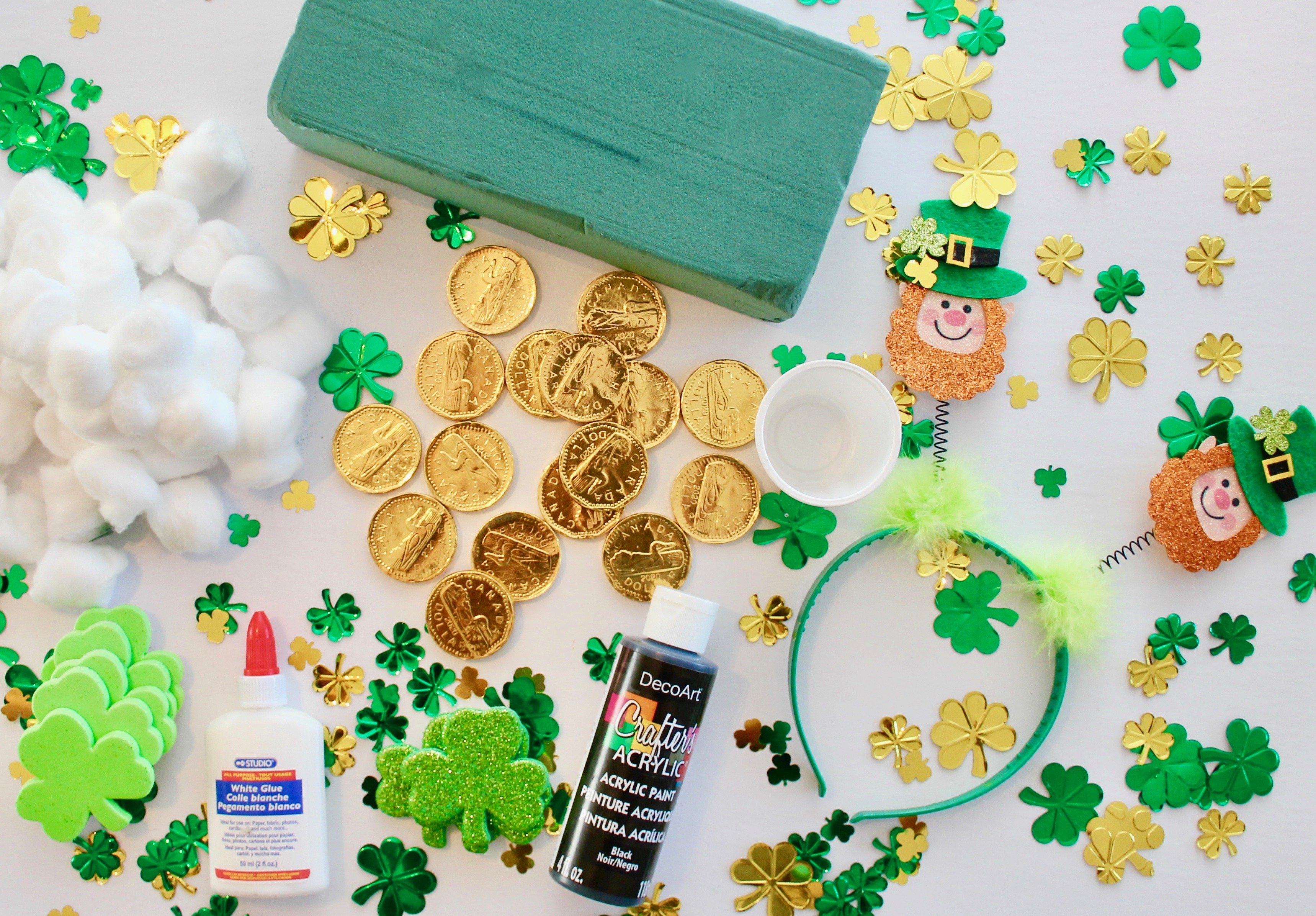 Interactive St. Patrick's Day Craft-2