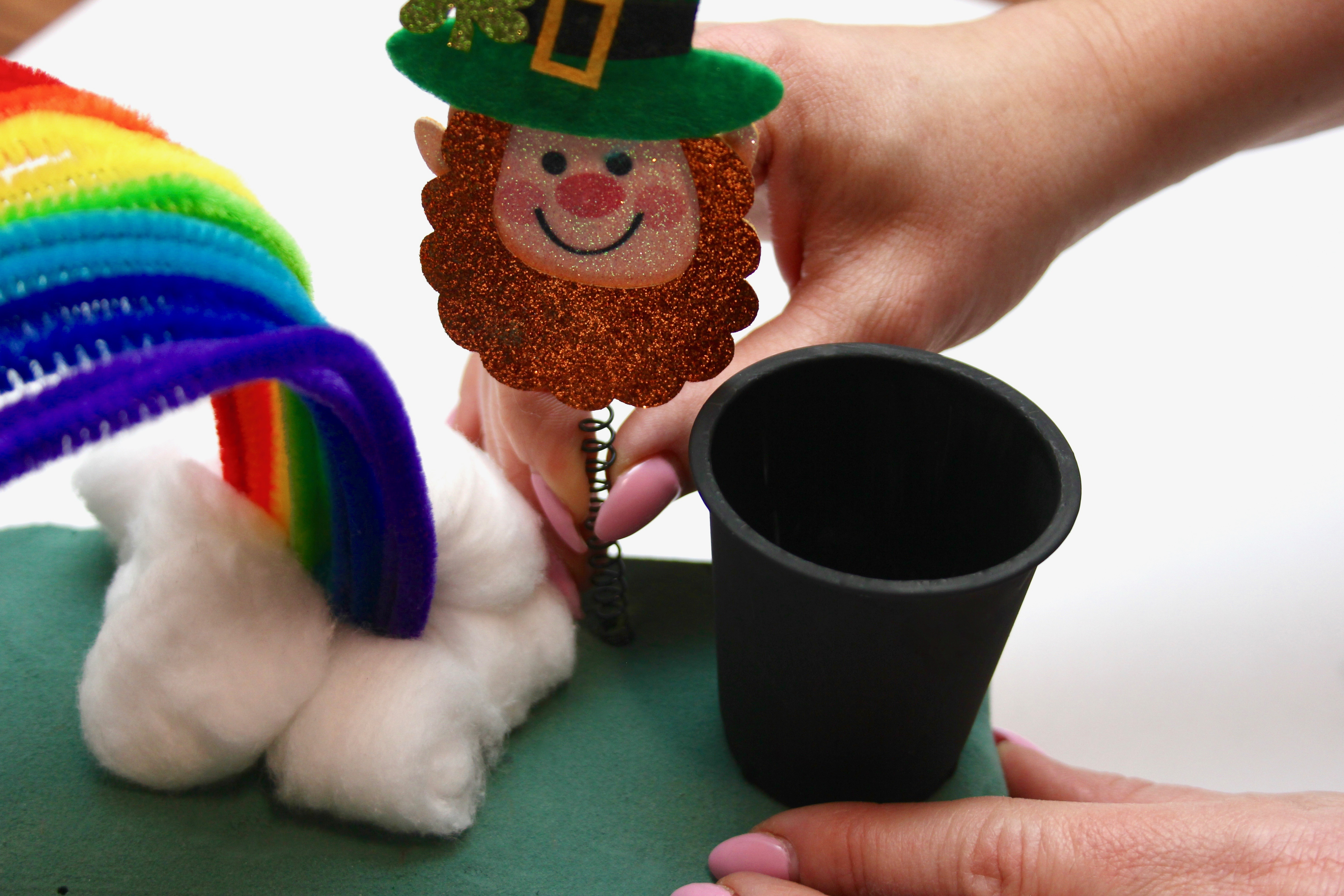 Interactive St. Patrick's Day Craft-9