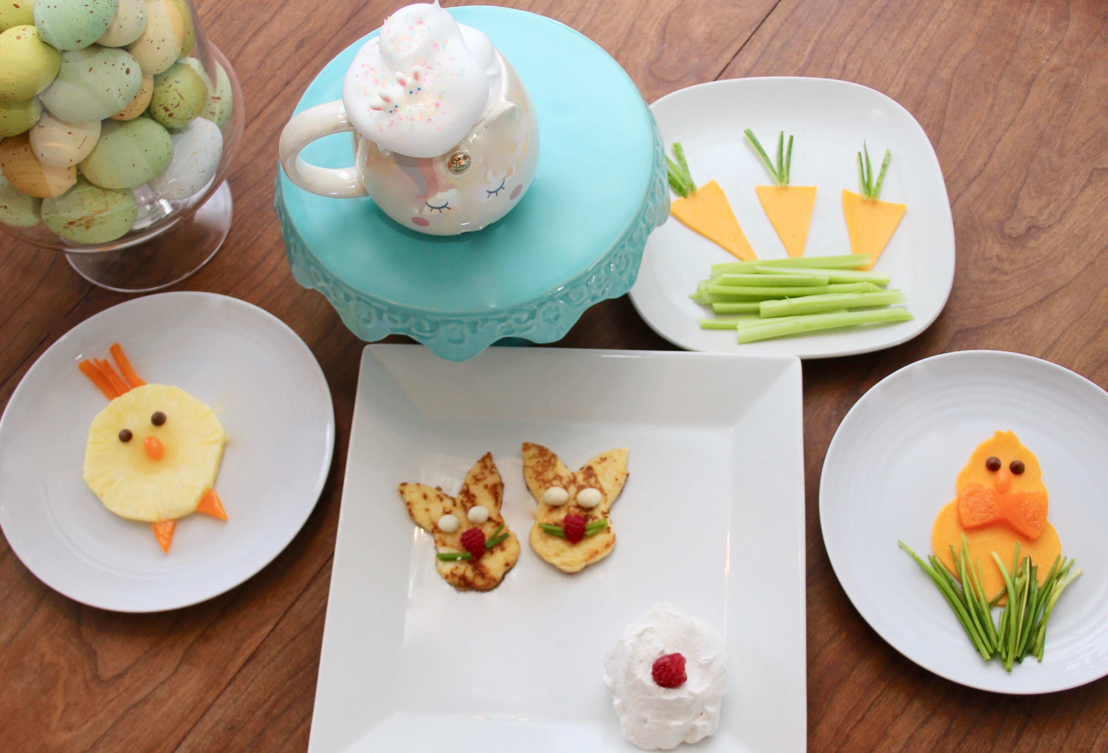 DIY Easter snacks for kids-1