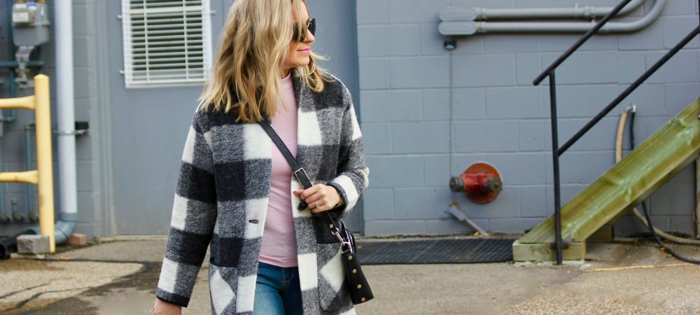 The Plaid Coat To Buy This Fall