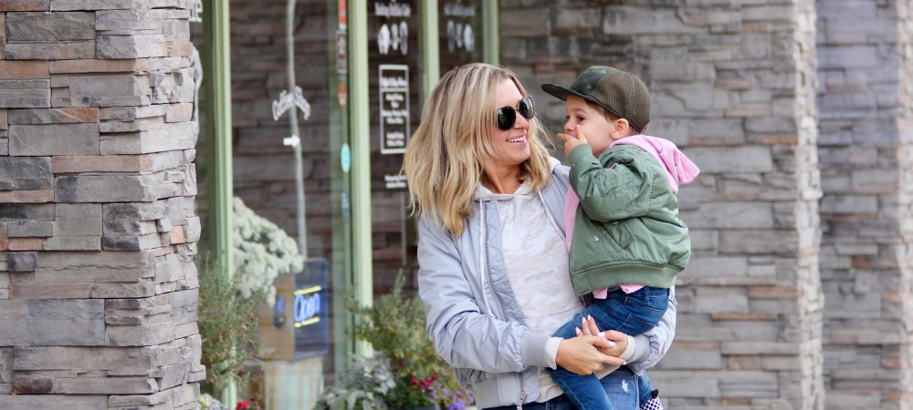 Mom + Me Style: How to Rock Bomber Jackets