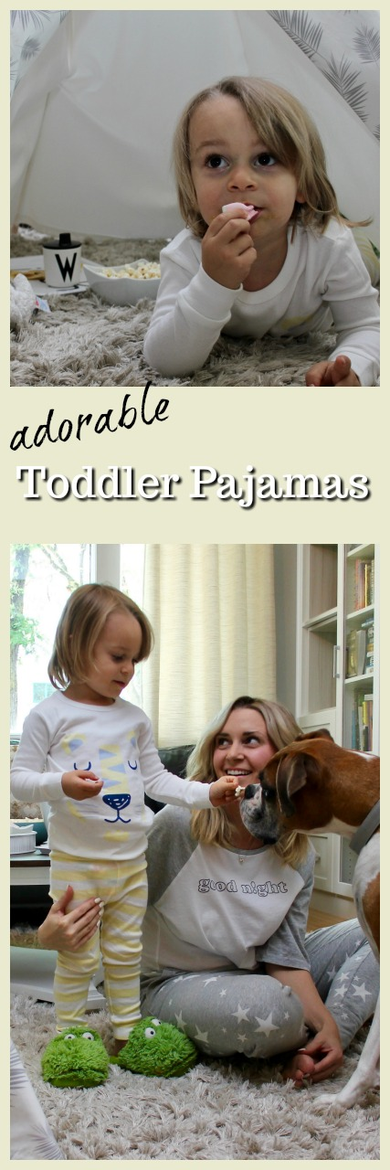 Adorable Toddler Pajamas-10