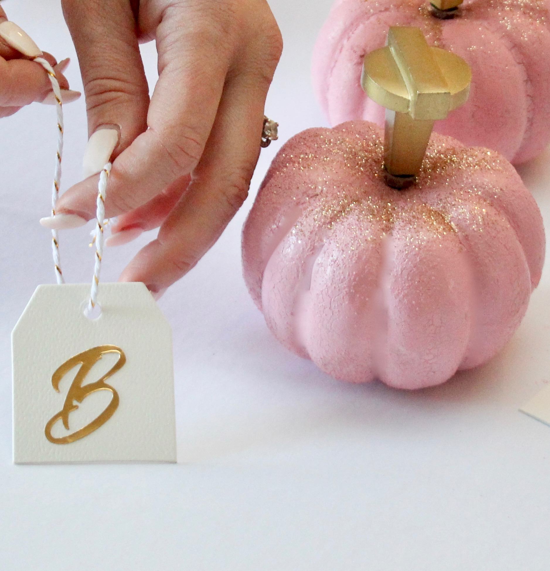 pumpkin place cards-7