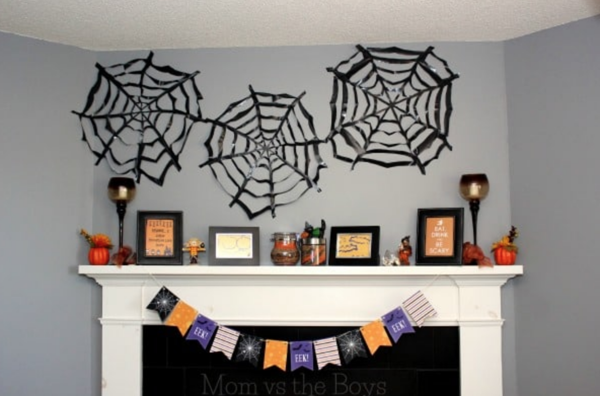 Simple Halloween Crafts-2