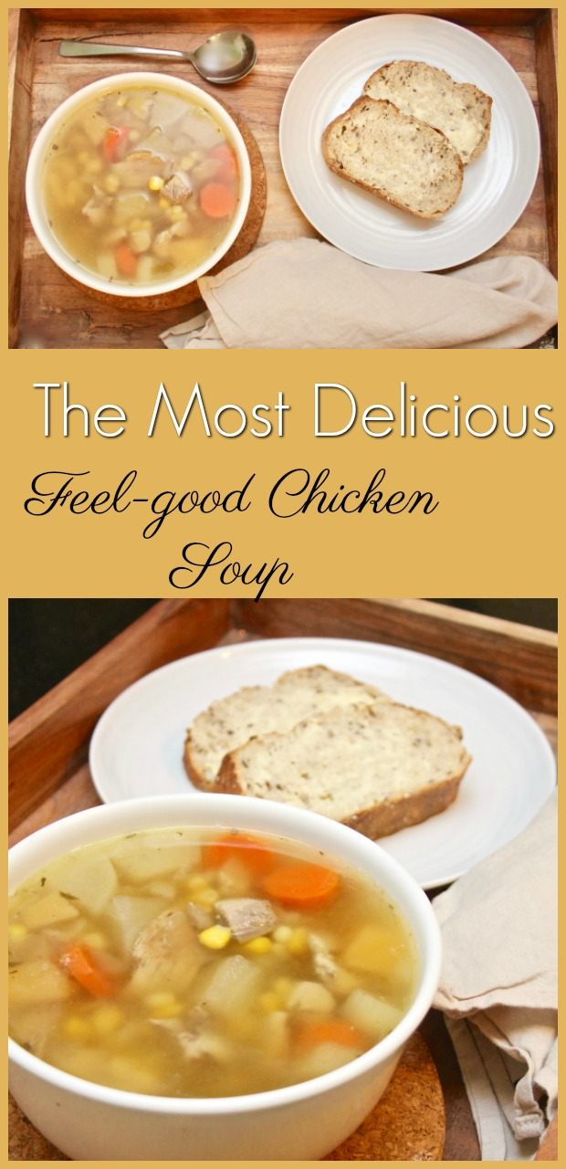 the best damn chicken noodle soup-13