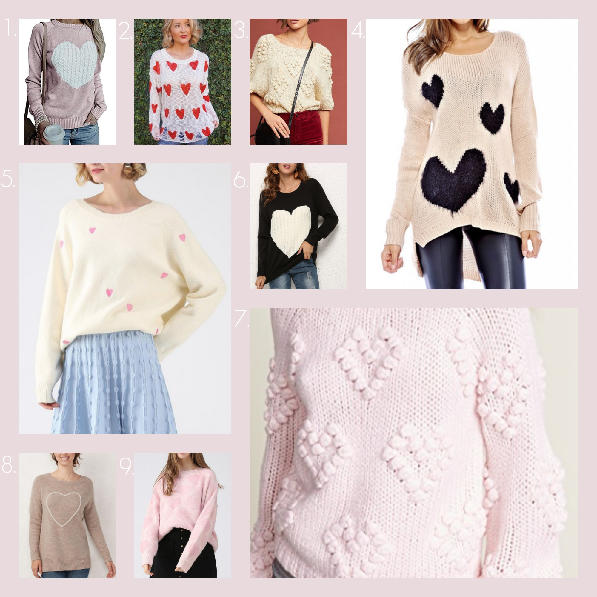 pretty heart sweaters-6