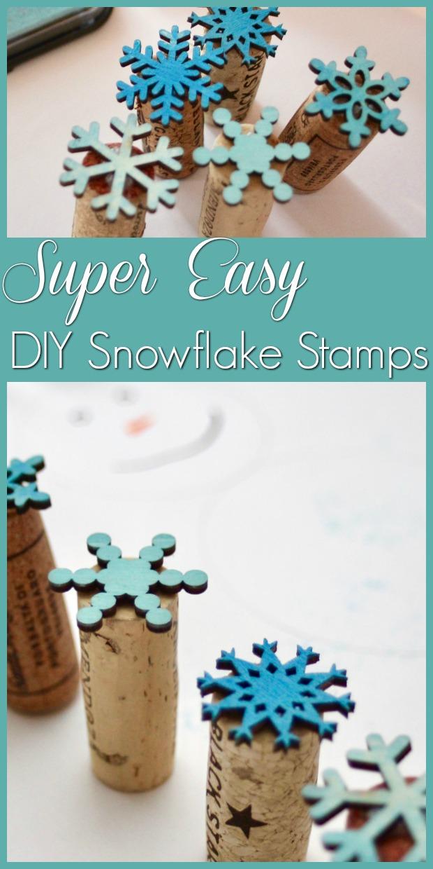 DIY Snowflake Stamps-5