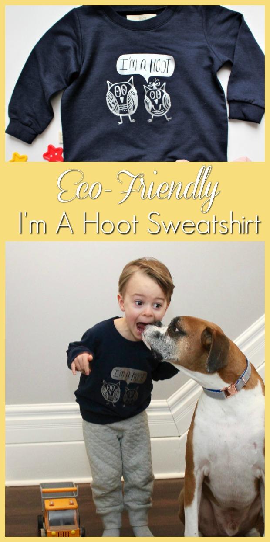 I'm a Hoot sweatshirt-6