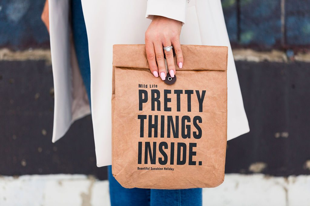The Loveliest Lunch Bags