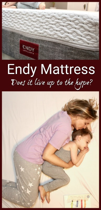 Endy Mattress Review-7