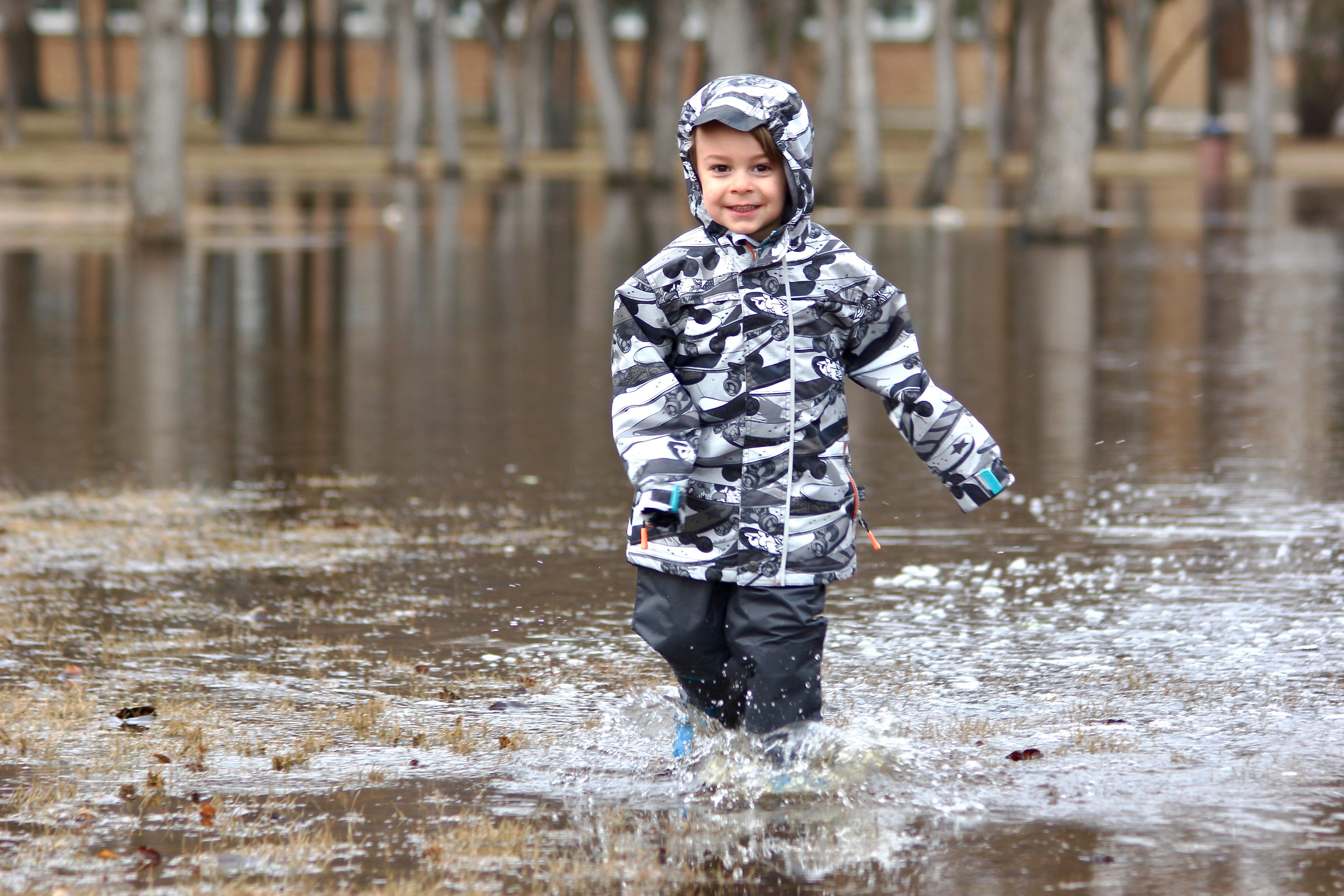 skateboard print rain jacket-1