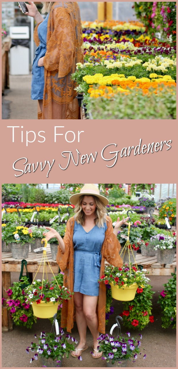 tips for savvy new gardeners-18