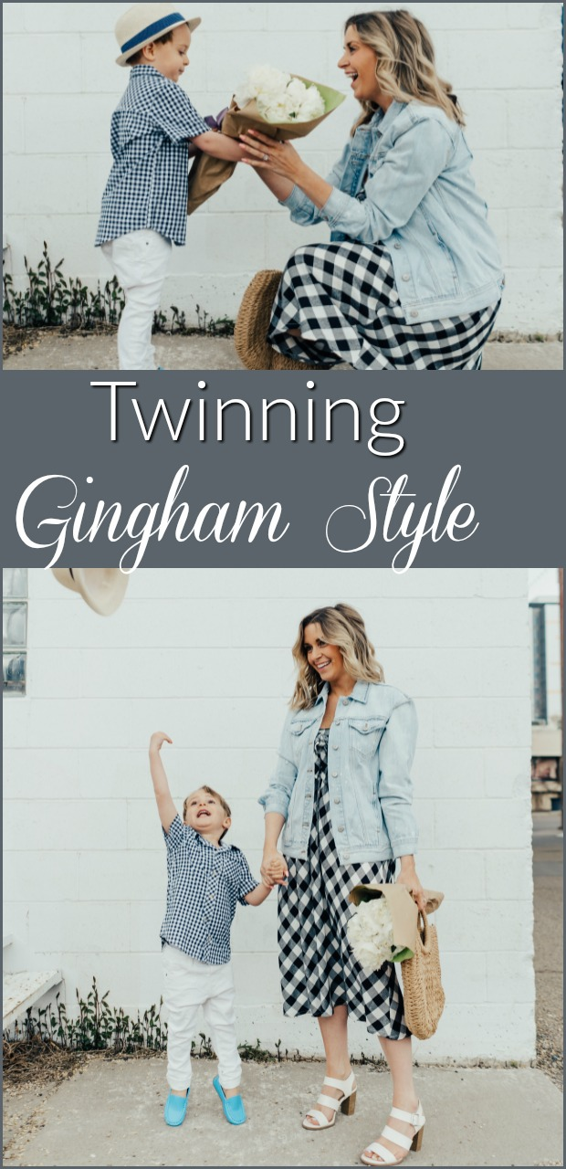 gingham style-7