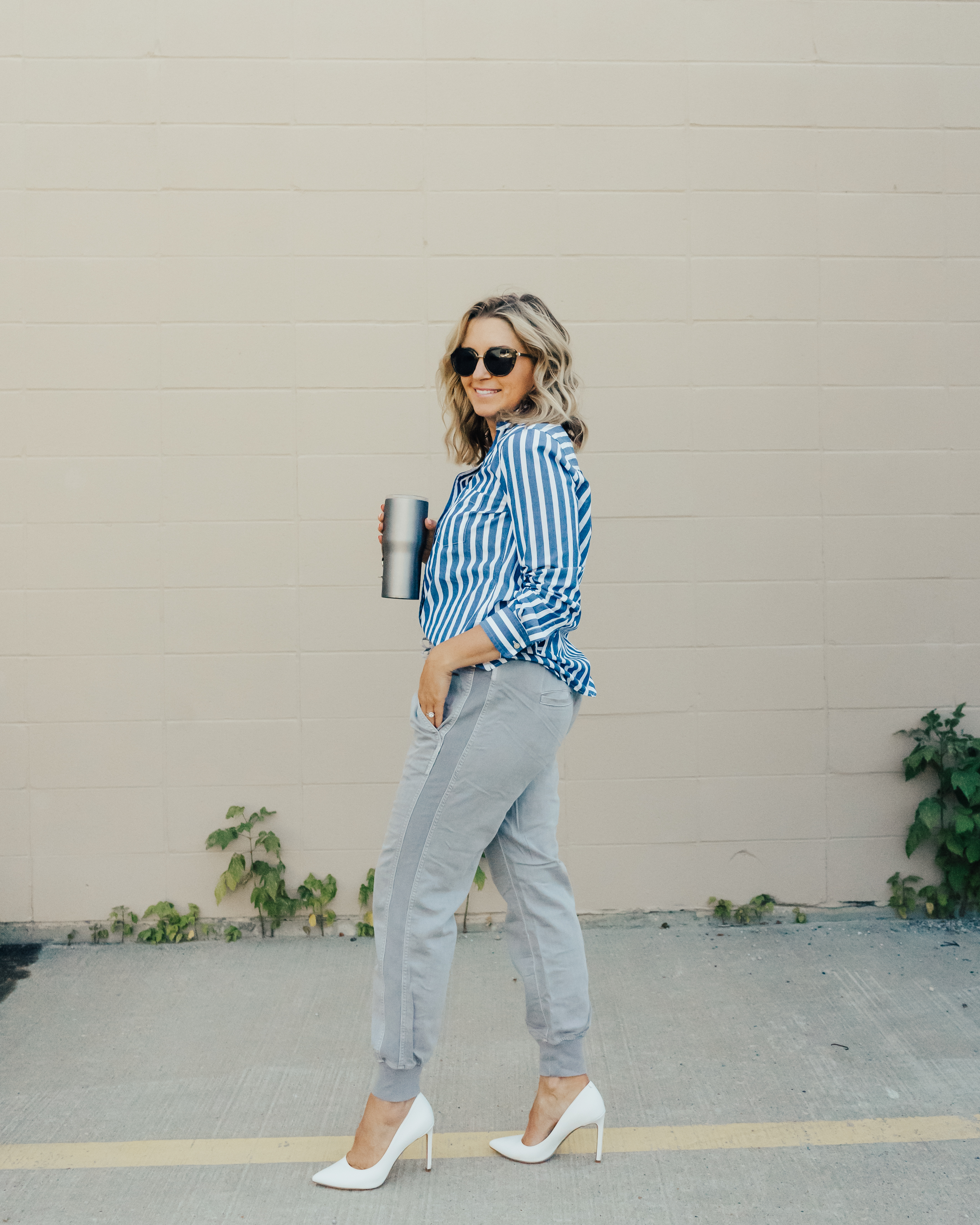 Dress Up Dress Down Joggers-1