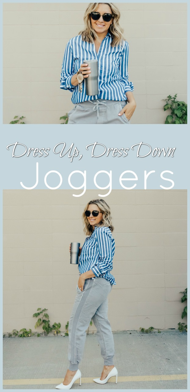 Dress Up Dress Down Joggers-5