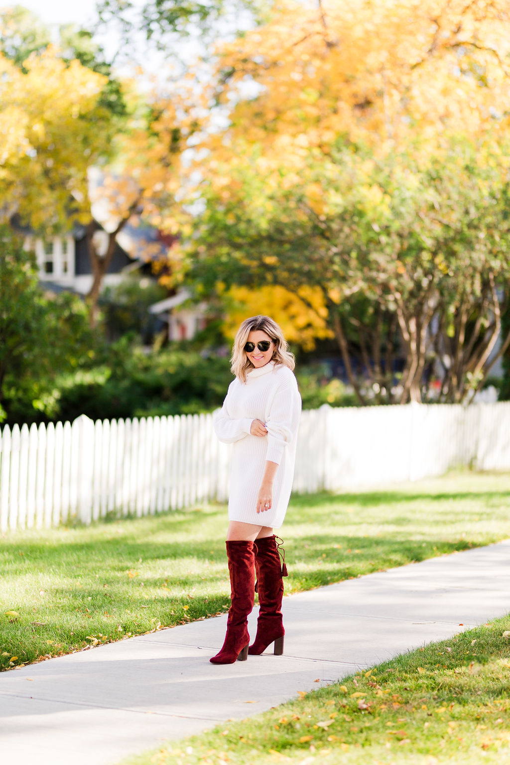 over-the-knee tassel boots-5