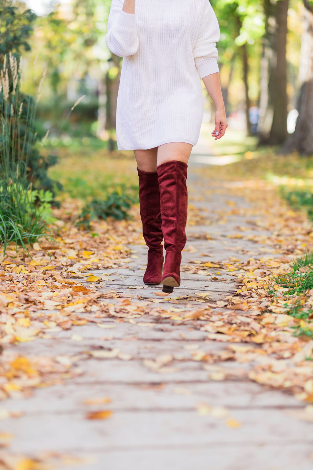 over-the-knee tassel boots-3