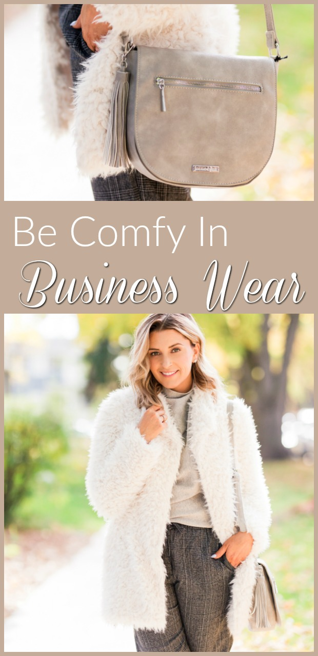 How To Be Comfy In Business Wear-7