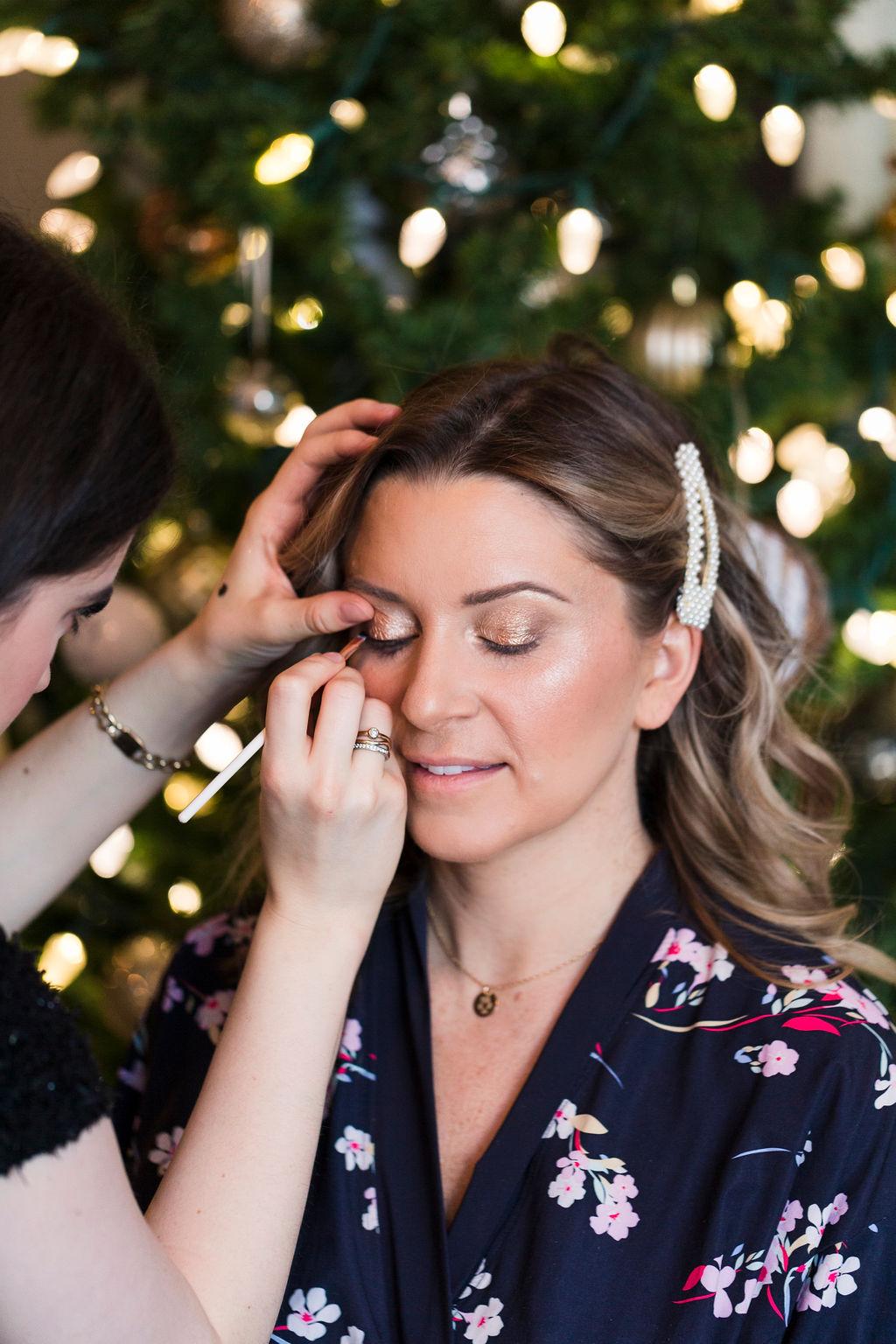 Master Holiday Party Makeup-5