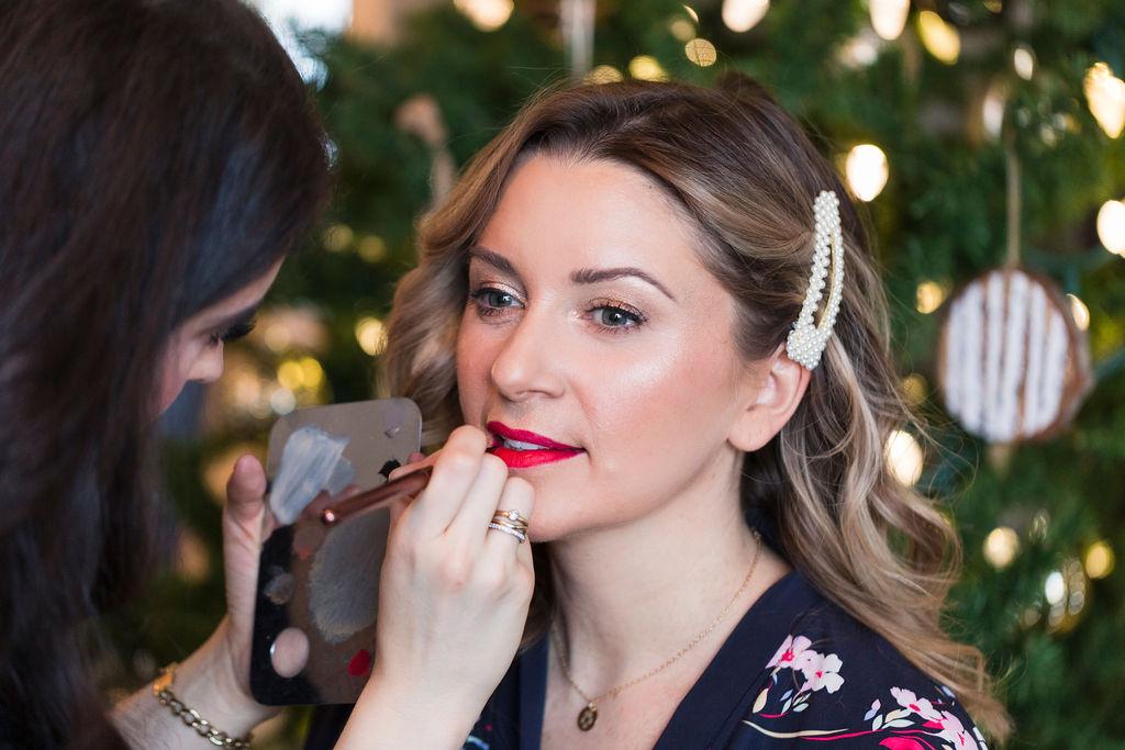 Master Holiday Party Makeup-1