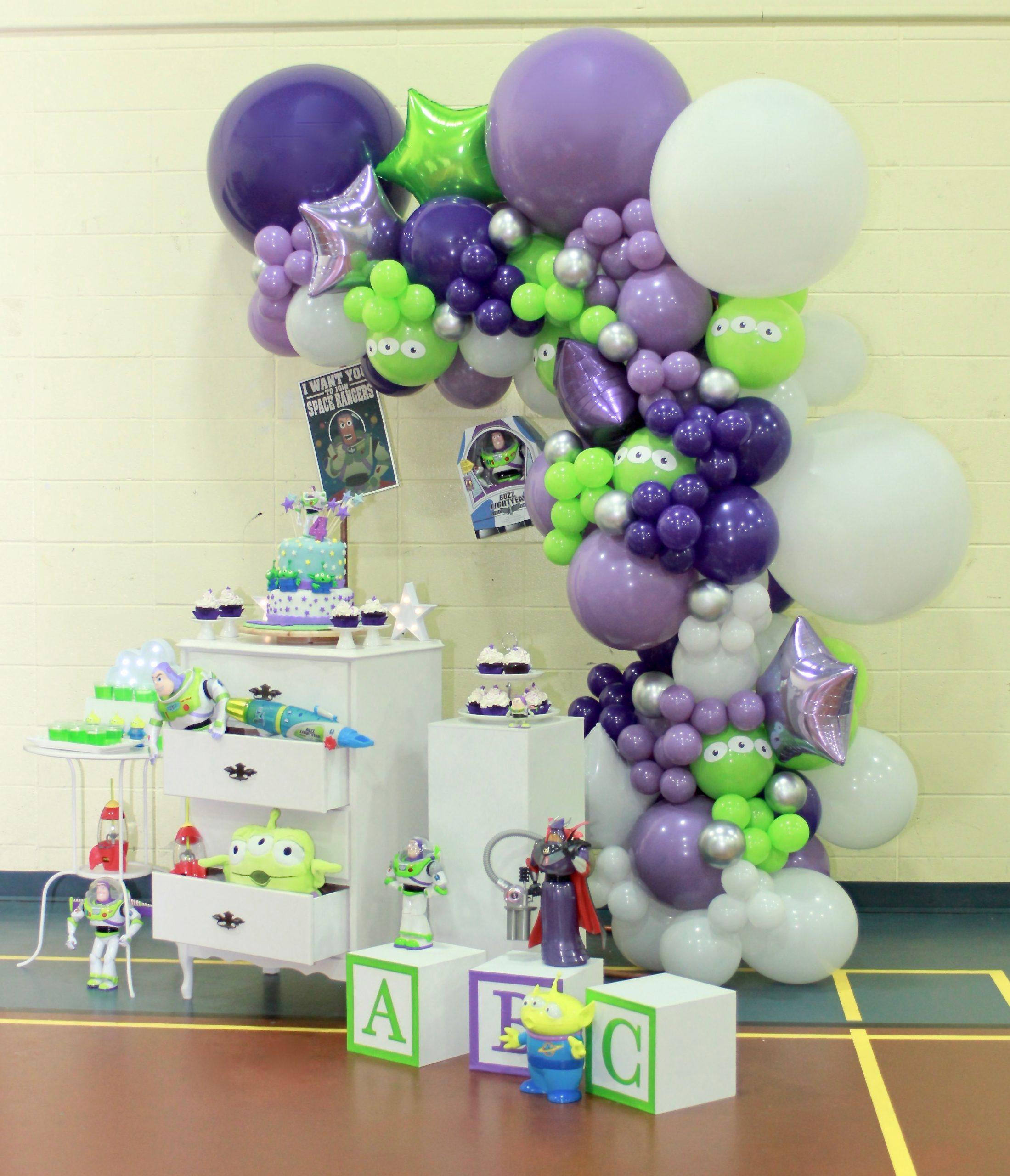 Buzz Lightyear Birthday Party-2