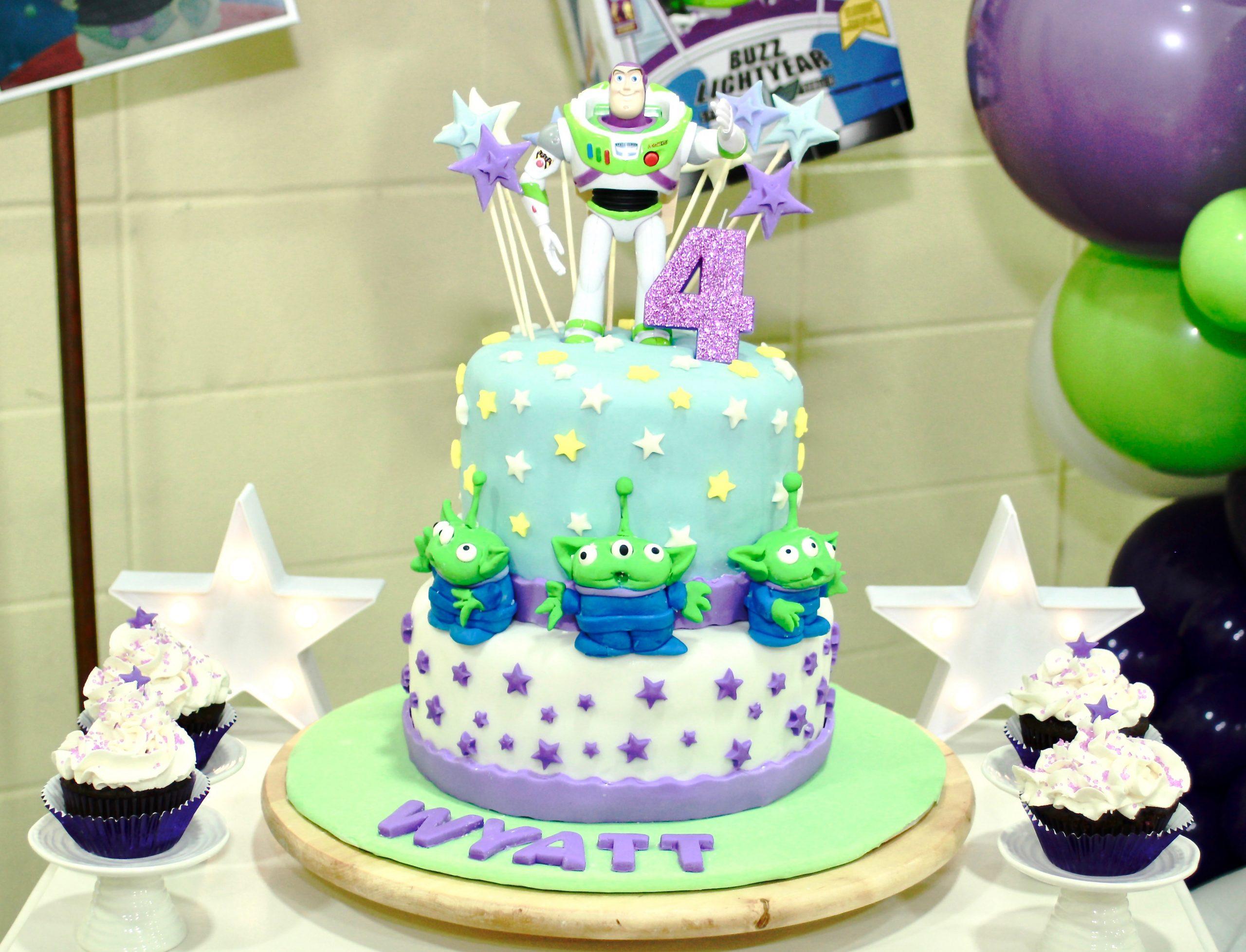 Buzz Lightyear Birthday Party-10