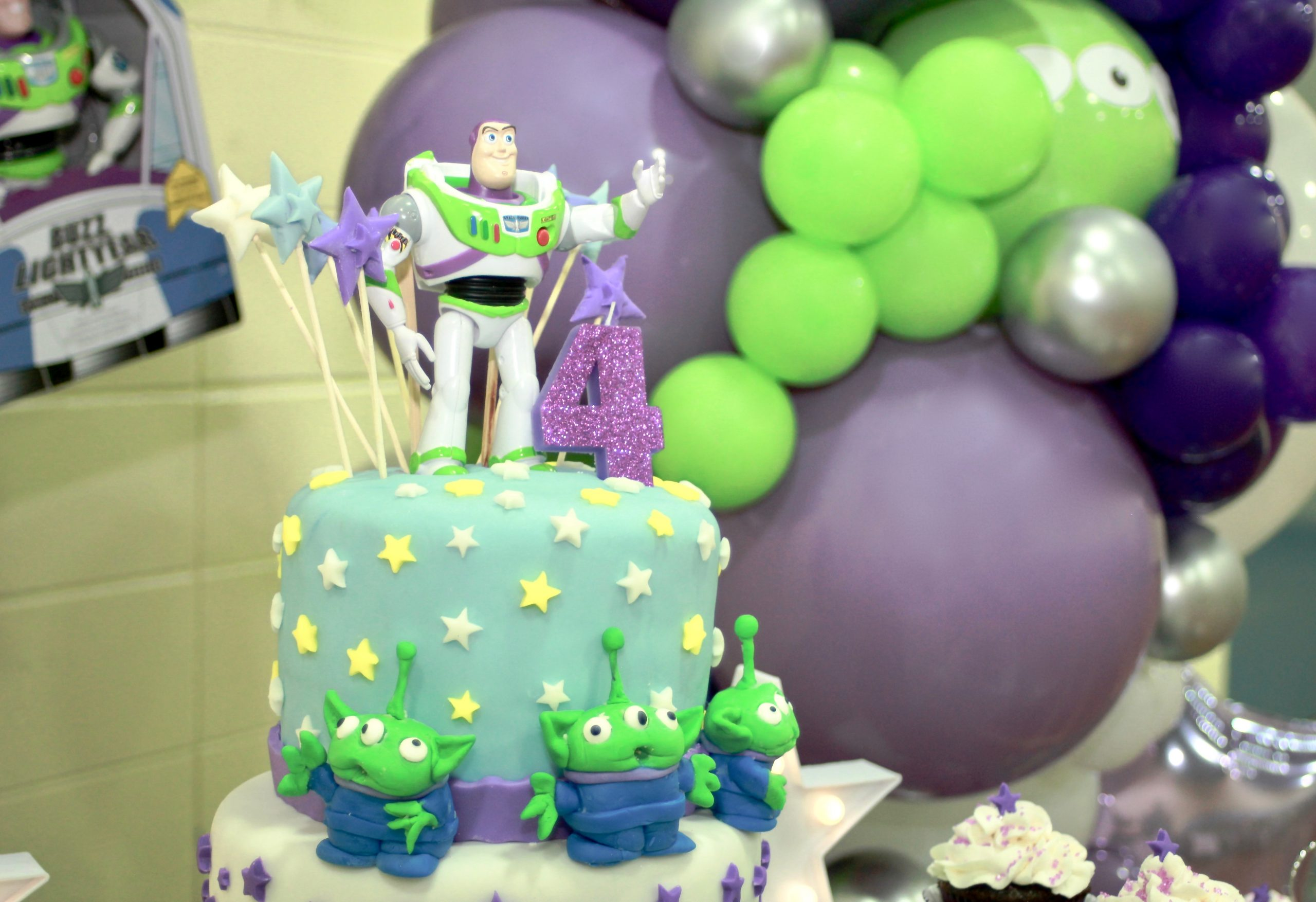 Buzz Lightyear Birthday Party-9