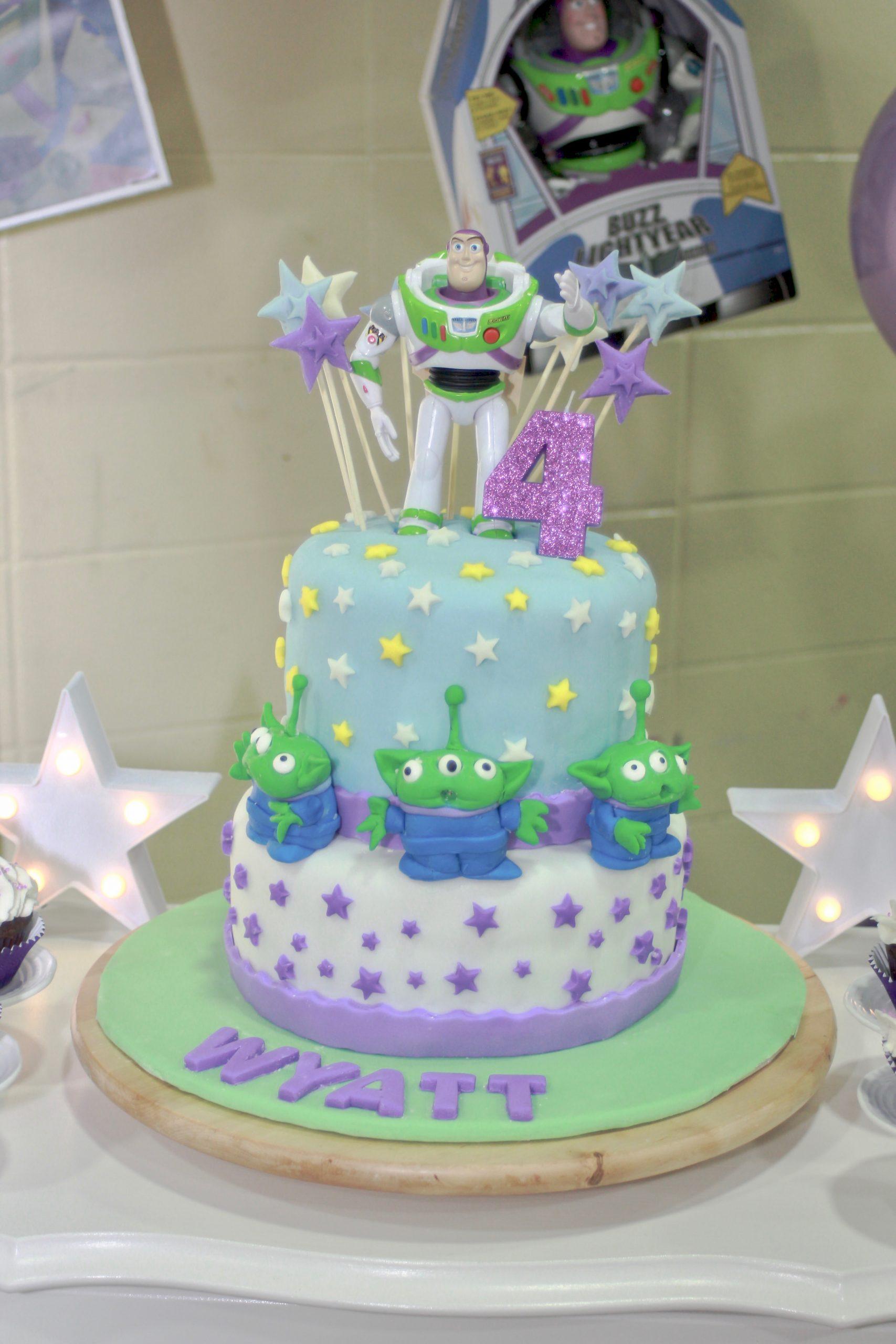 Buzz Lightyear Birthday Party-8