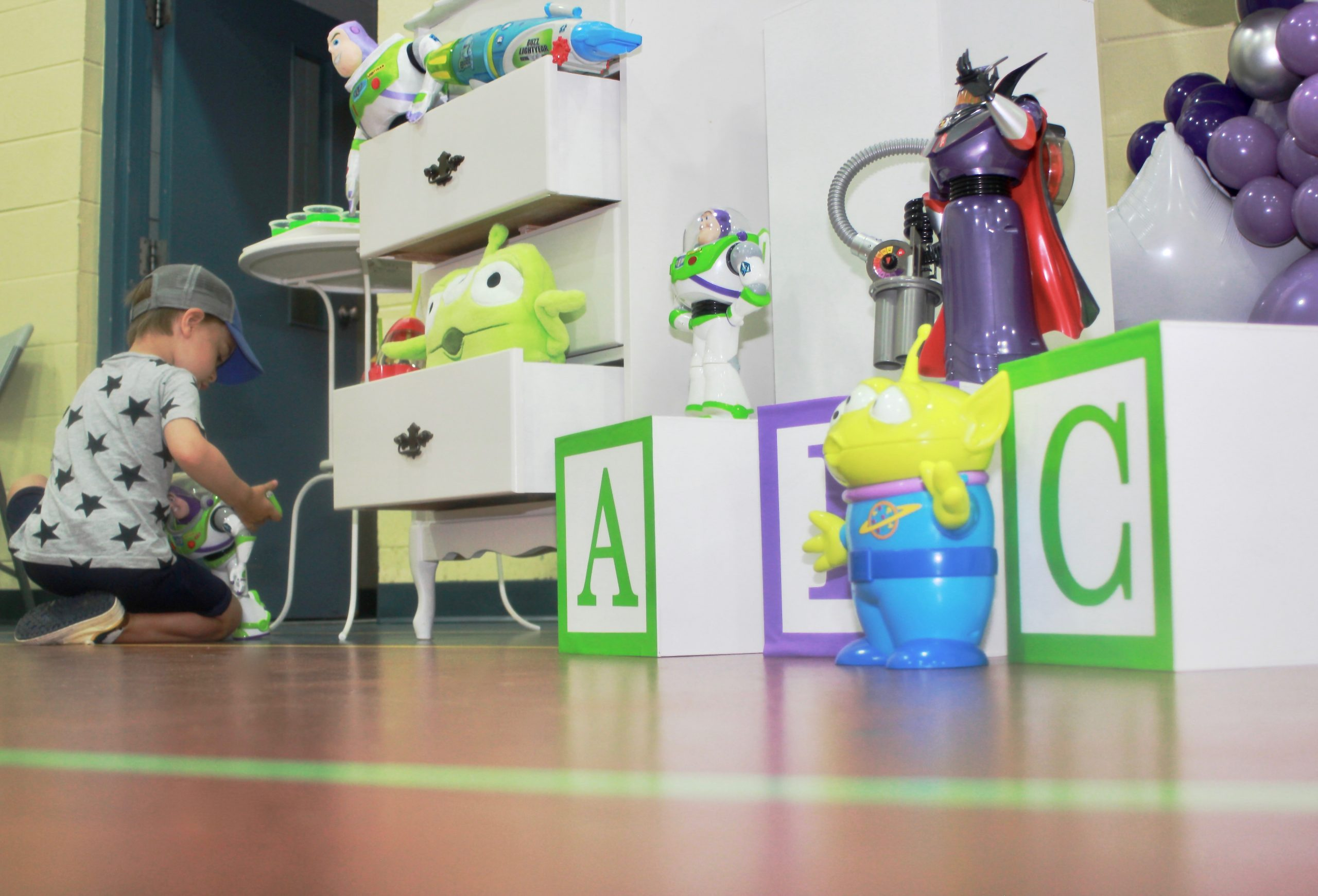 Buzz Lightyear Birthday Party-3