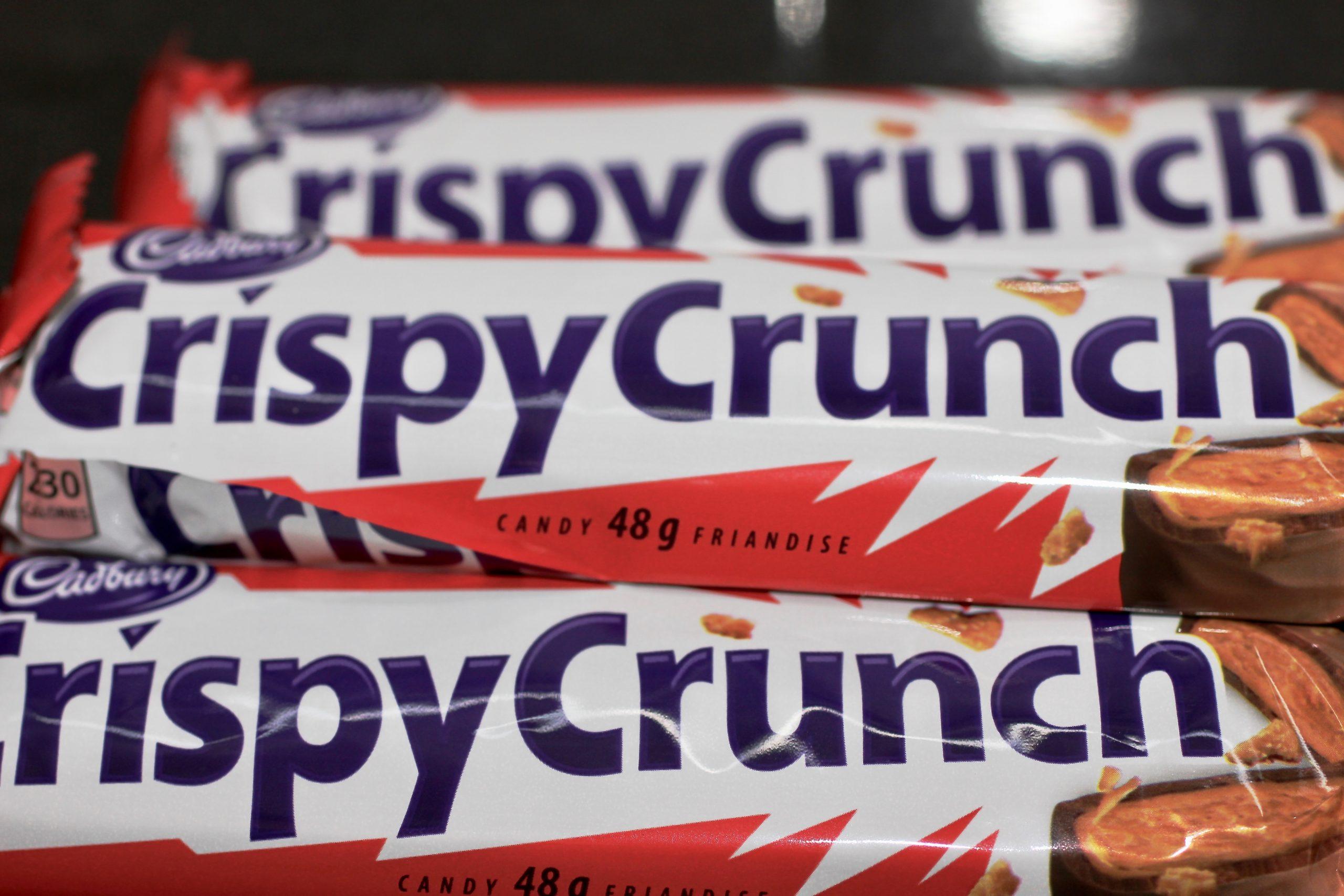 Easy Crispy Crunch Cake-3