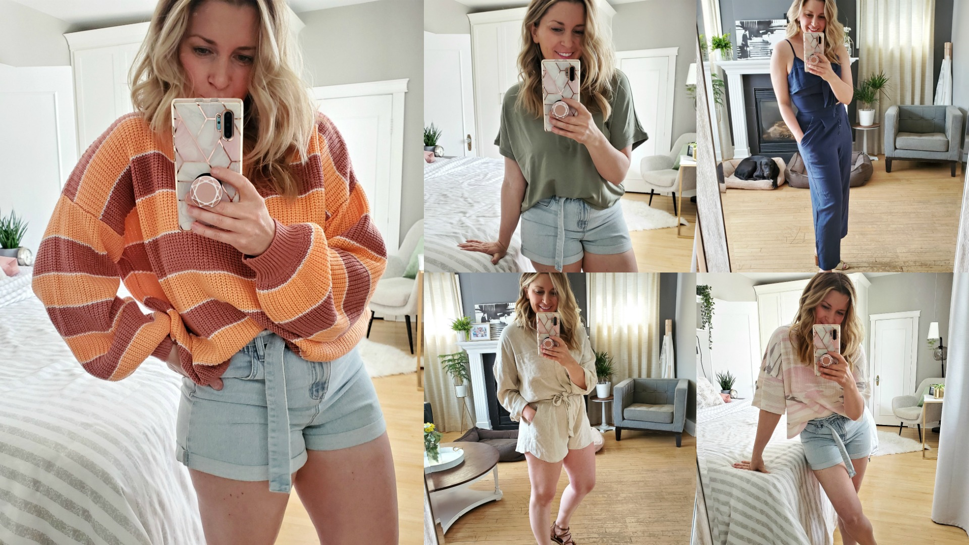 casual summer outfits-1