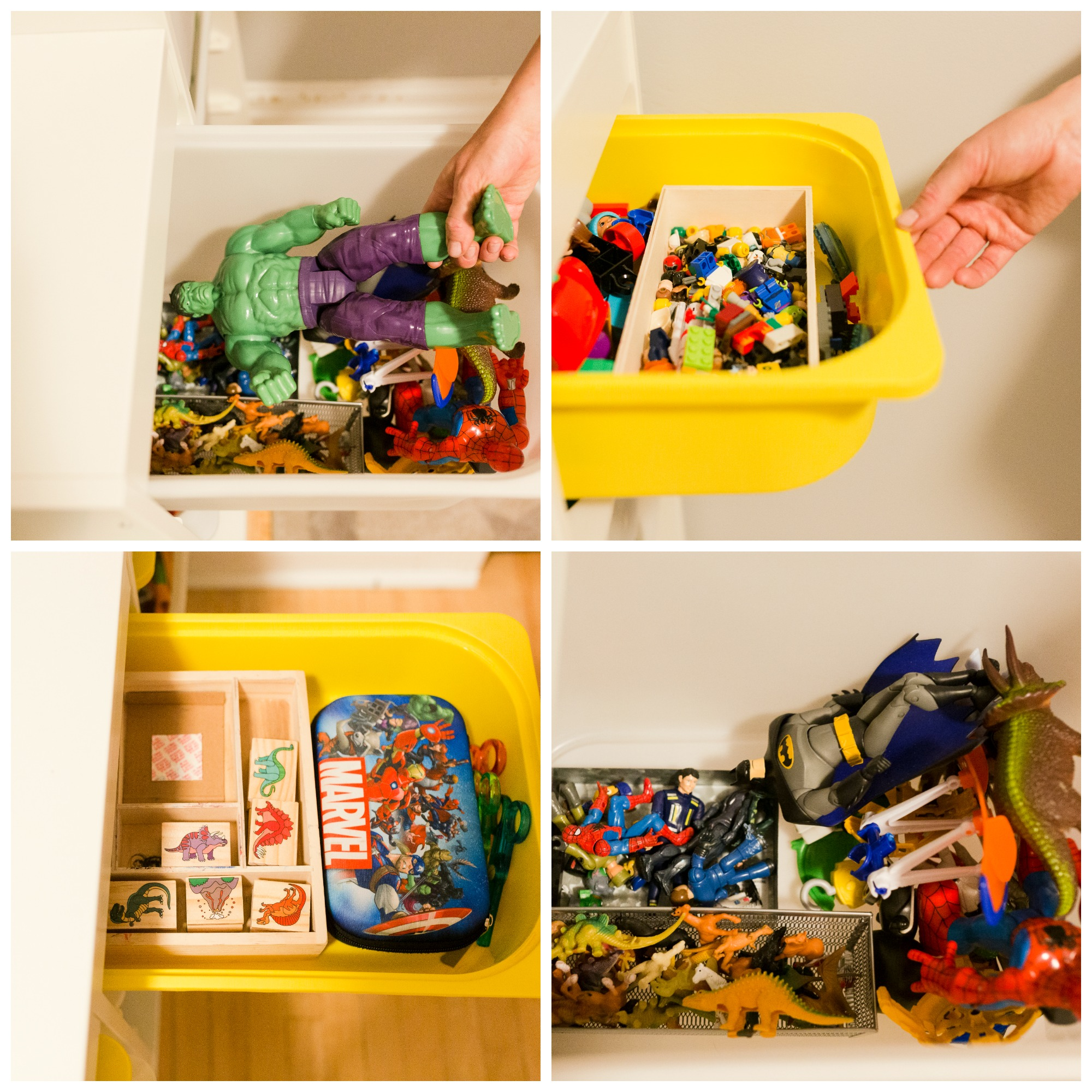 the best way to do a toy purge-8