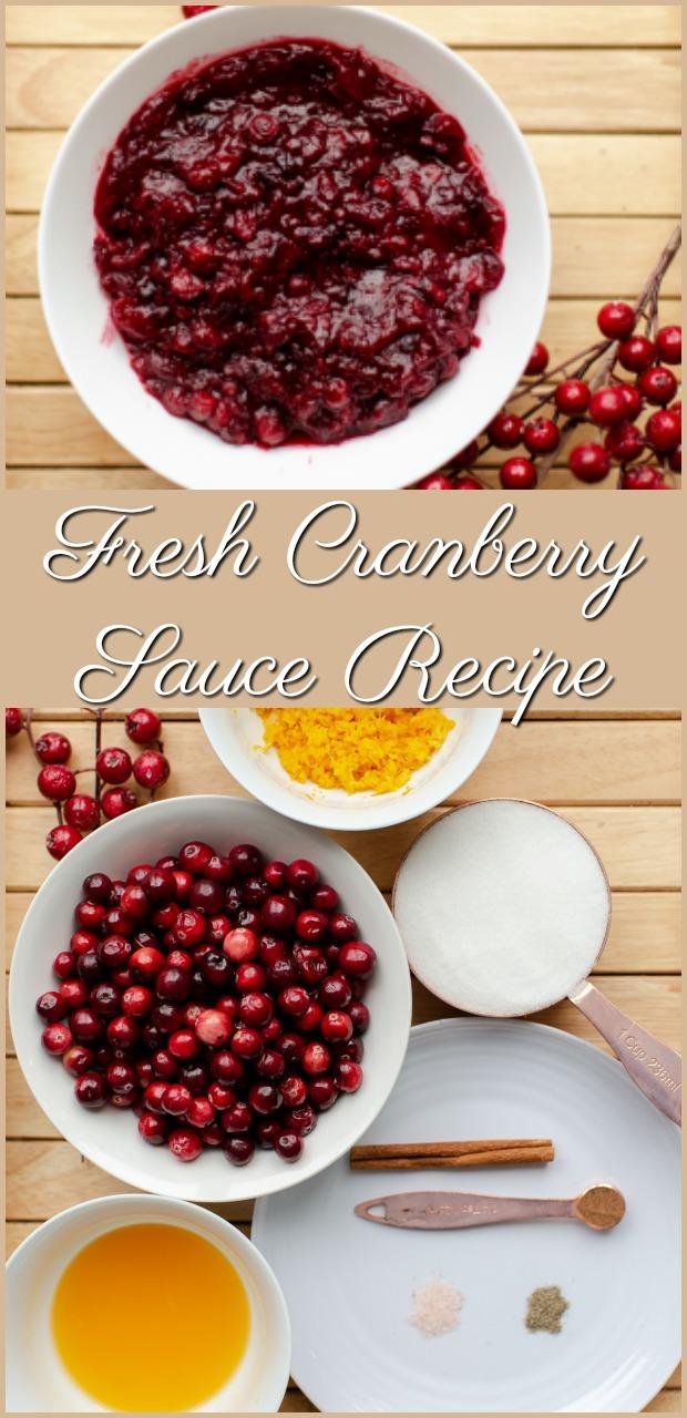Chef Alexei's Cranberry Sauce-6