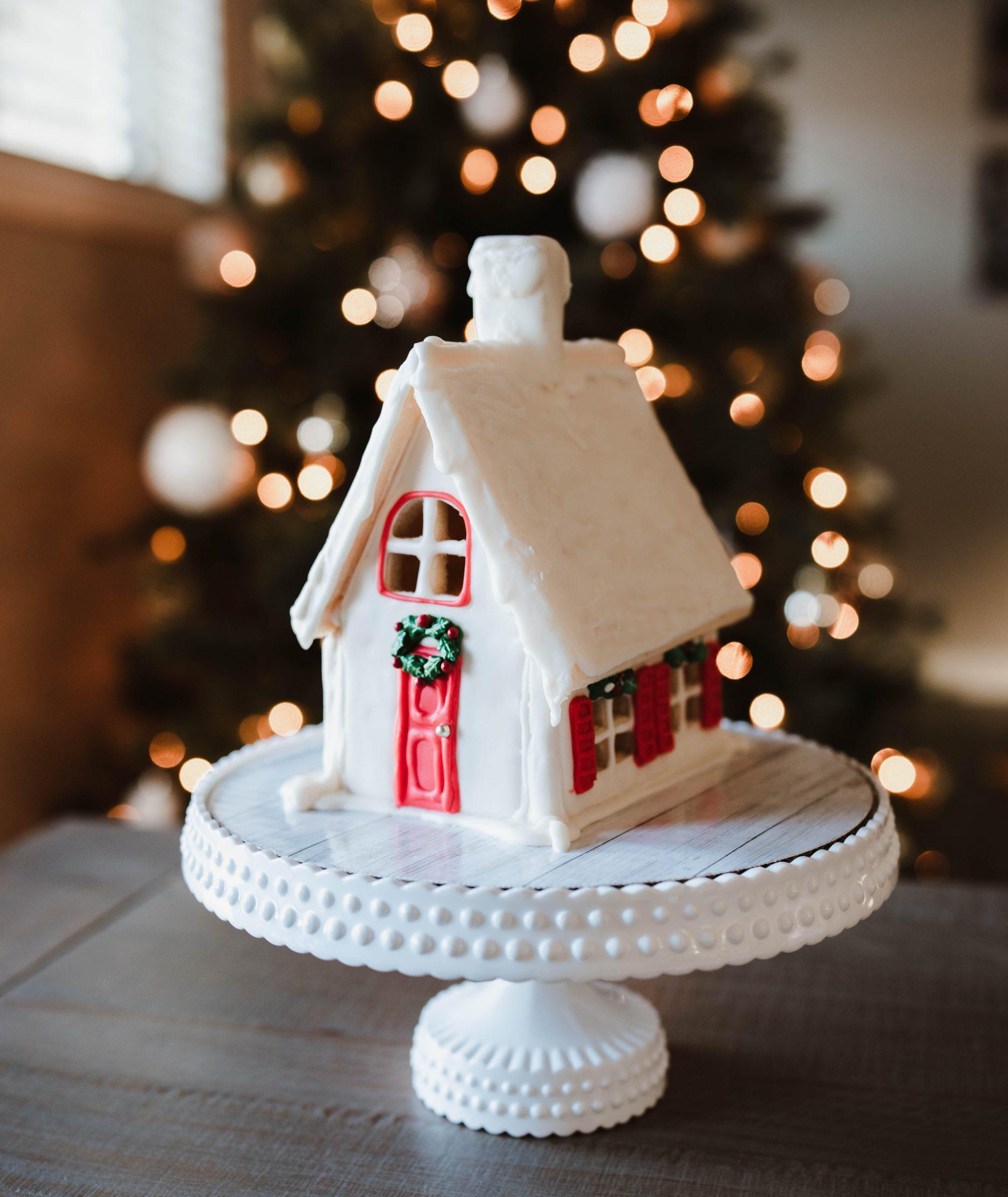 sugar cookie house DIY-1